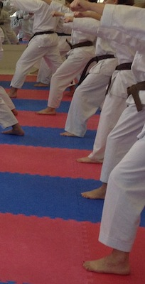 shotokan karate testings do you yours memorized